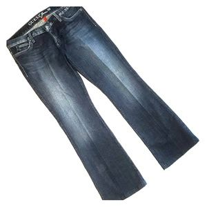 Womens Foxy Flair Guess Jeans